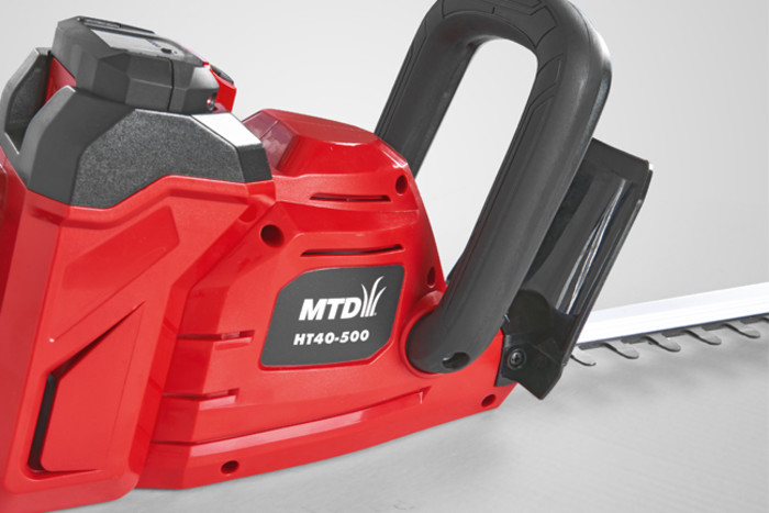 Design ergonomique MTD HT 40-500